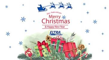 We wish You a Merry Christmas and a Happy New Year!