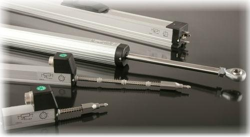Eltra absolute linear potentiometer