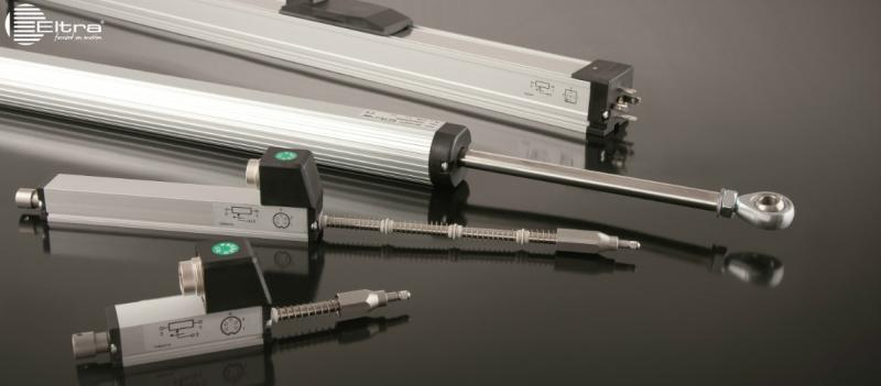 Linear Eltra Encoders: the best decision for tracking rectilinear displacement measurements