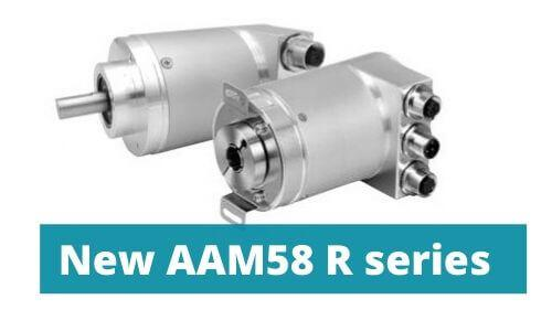 Eltra AAM58 R updated encoder
