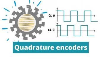 Quadrature encoders tutorial. How does it Work?