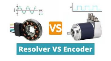 Encoder versus Resolver. What the difference between them?