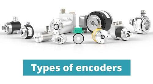 Different types of encoders. What a difference between rotary and linear ones?