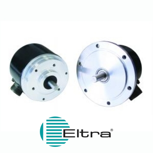 Heavy duty incremental optical encoder image